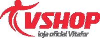 Logo da empresa Vshop, loja parceira da empresa Vitafor Nutrientes